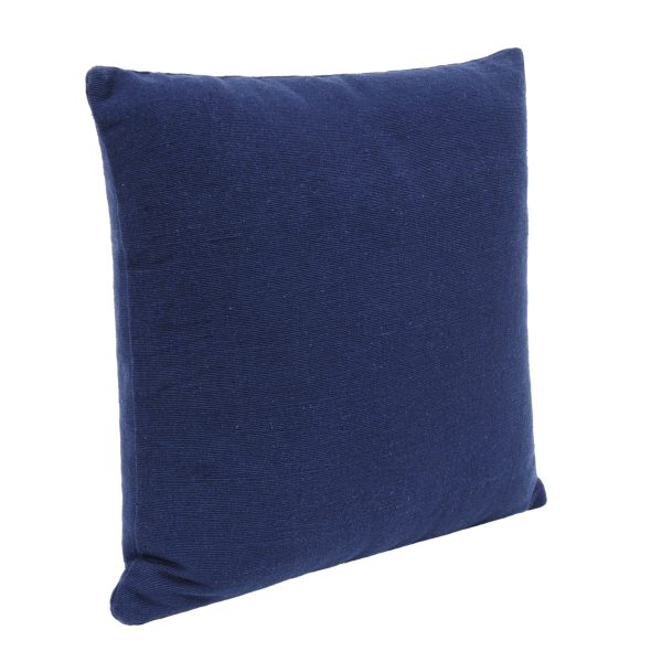 Revival Indigo Cushion