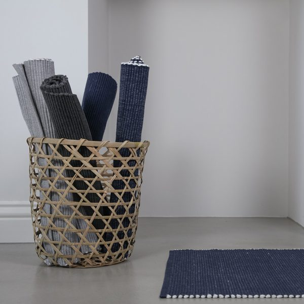 Revival Indigo Floor Mat