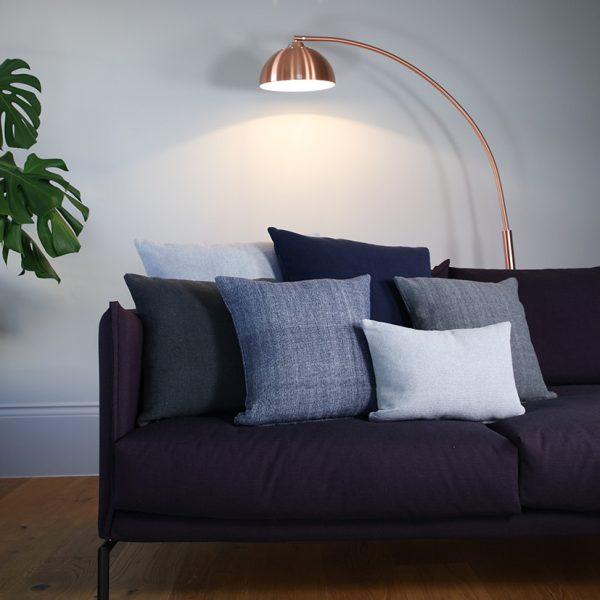 Revival Stone Rectangular Cushion