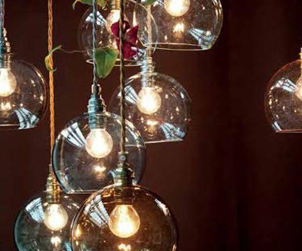 Rowan Pendant Lamp Clear