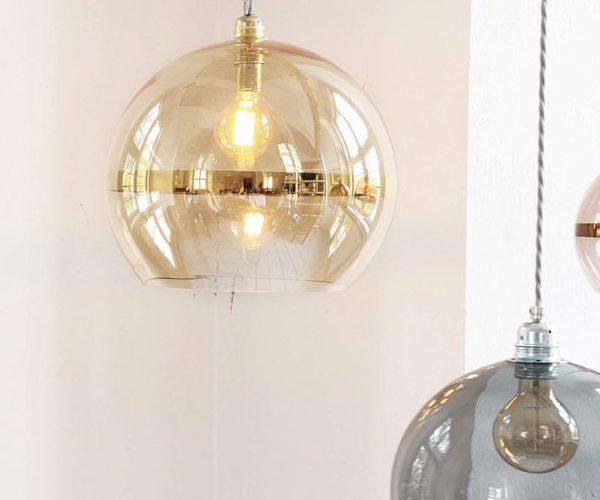 Rowan Pendant Lamp Stripe
