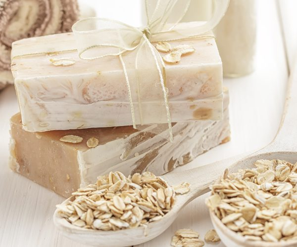 Vintage Wrapped Soaps