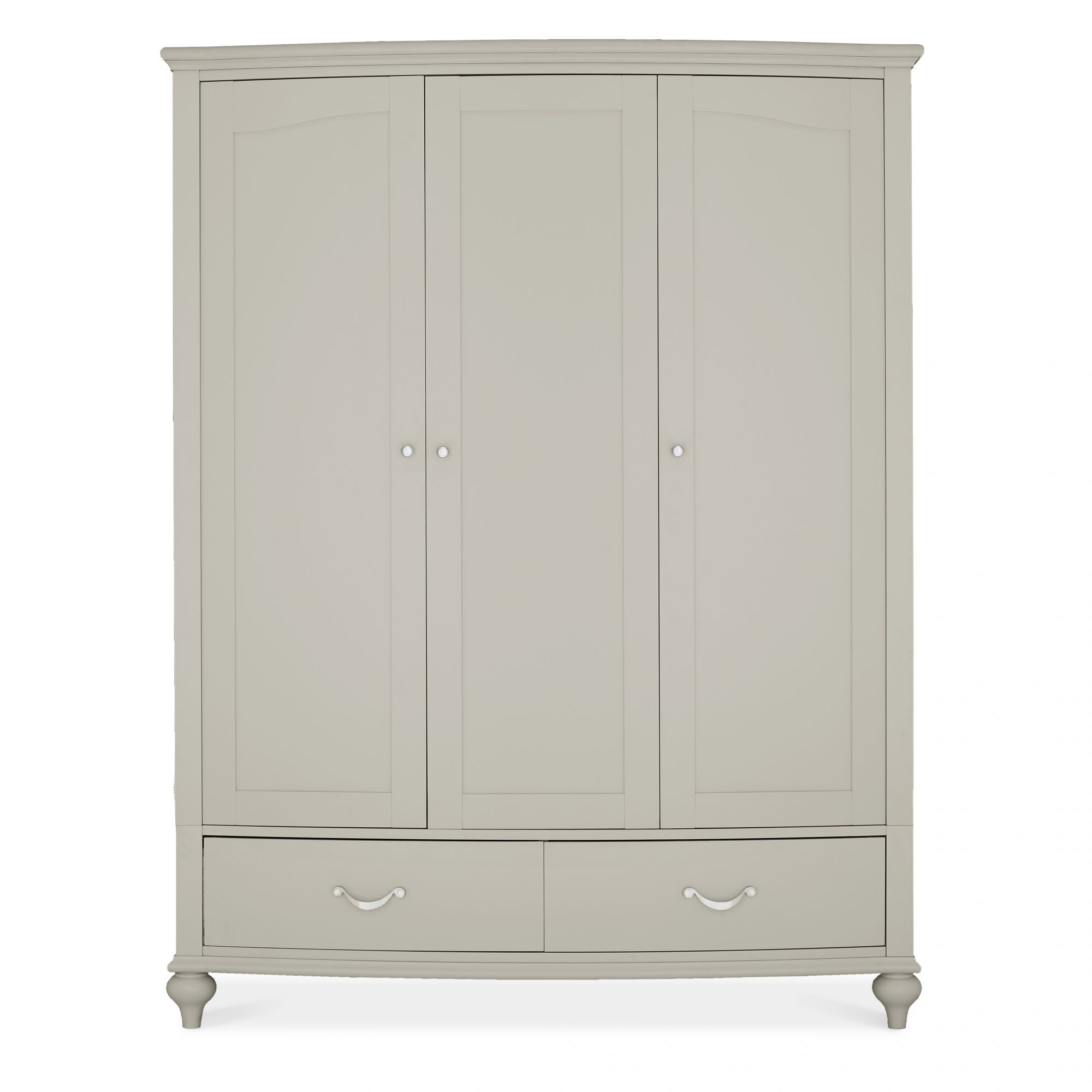 product haven montreux furniture urban wardrobe double grey
