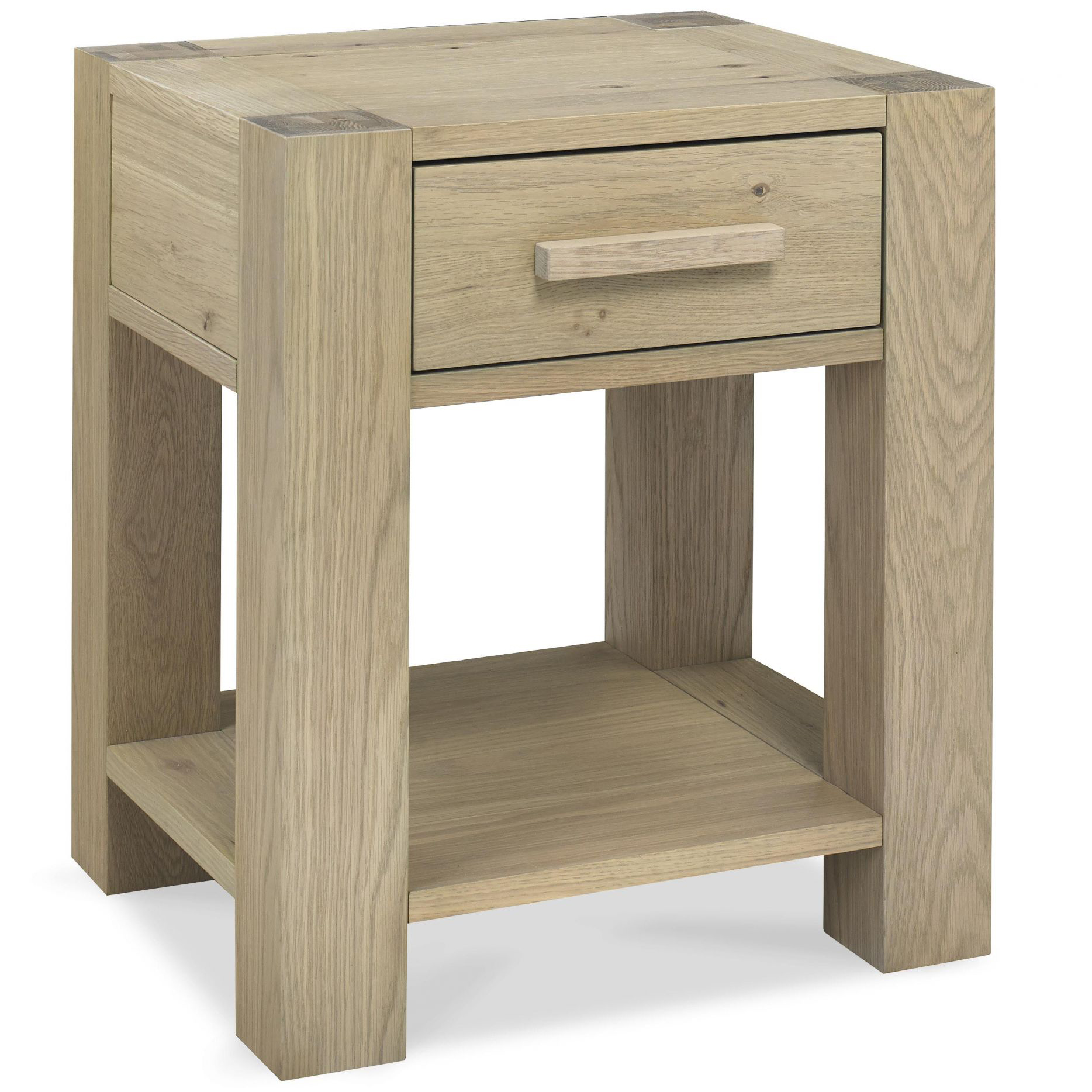 Turin aged oak lamp table with drawer the haven home interiors turin aged oak lamp table with drawer aloadofball Choice Image
