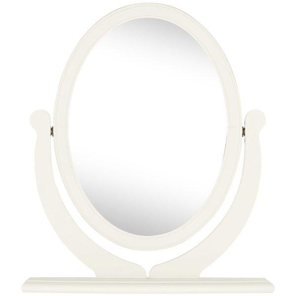 Bordeaux Ivory Vanity Mirror