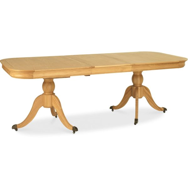 Chantilly Oak 6-8 Extension Table
