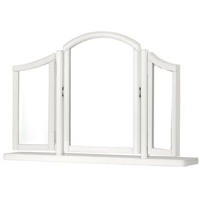 Chantilly White Gallery Mirror