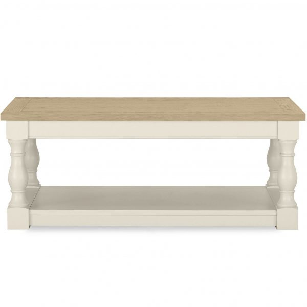 Chartreuse Coffee Table