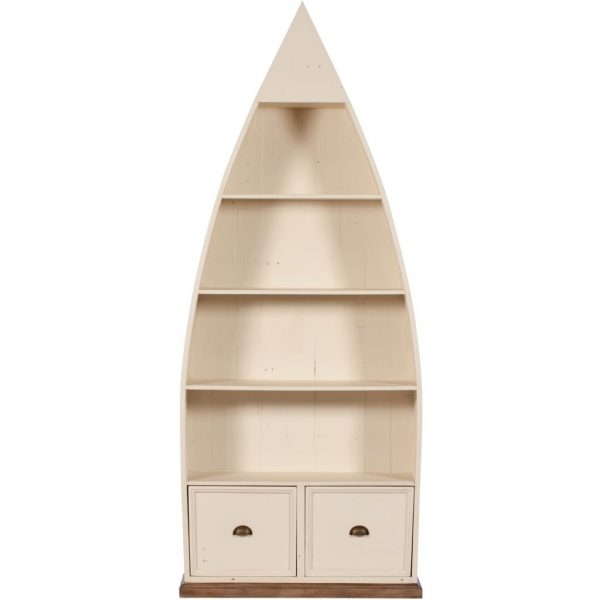 Cotswold 4 Shelf Dinghy Bookcase