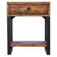 Nixon 1 Drawer Lamp Table
