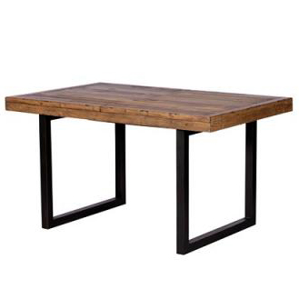 Nixon 140cm-180cm Extending Dining Table