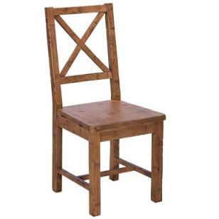 Nixon X Back Dining Chair
