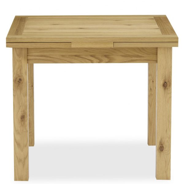 Provence Oak 2-4 Draw Leaf Extension Table