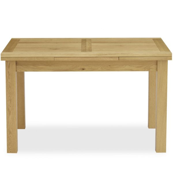 Provence Oak 4-6 Draw Leaf Extension Table