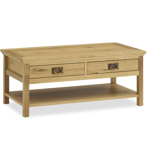 Provence Oak Coffee Table