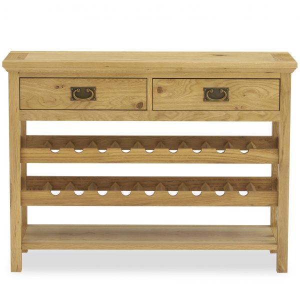 Provence Oak Console Table