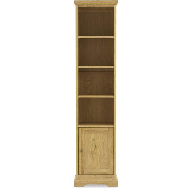 Provence Oak Narrow Bookcase
