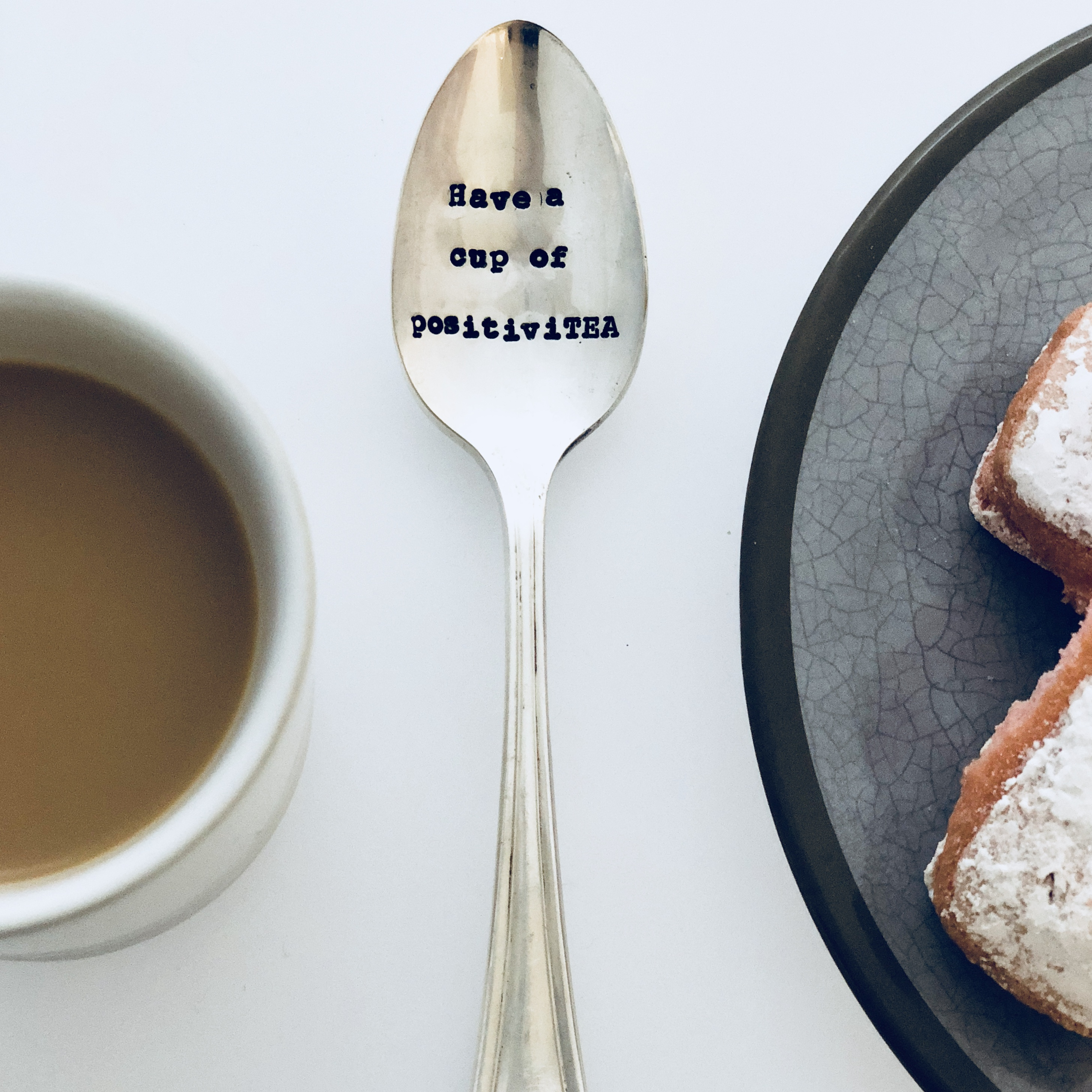 Teaspoon - 'Have A Cup Of PositiviTEA'