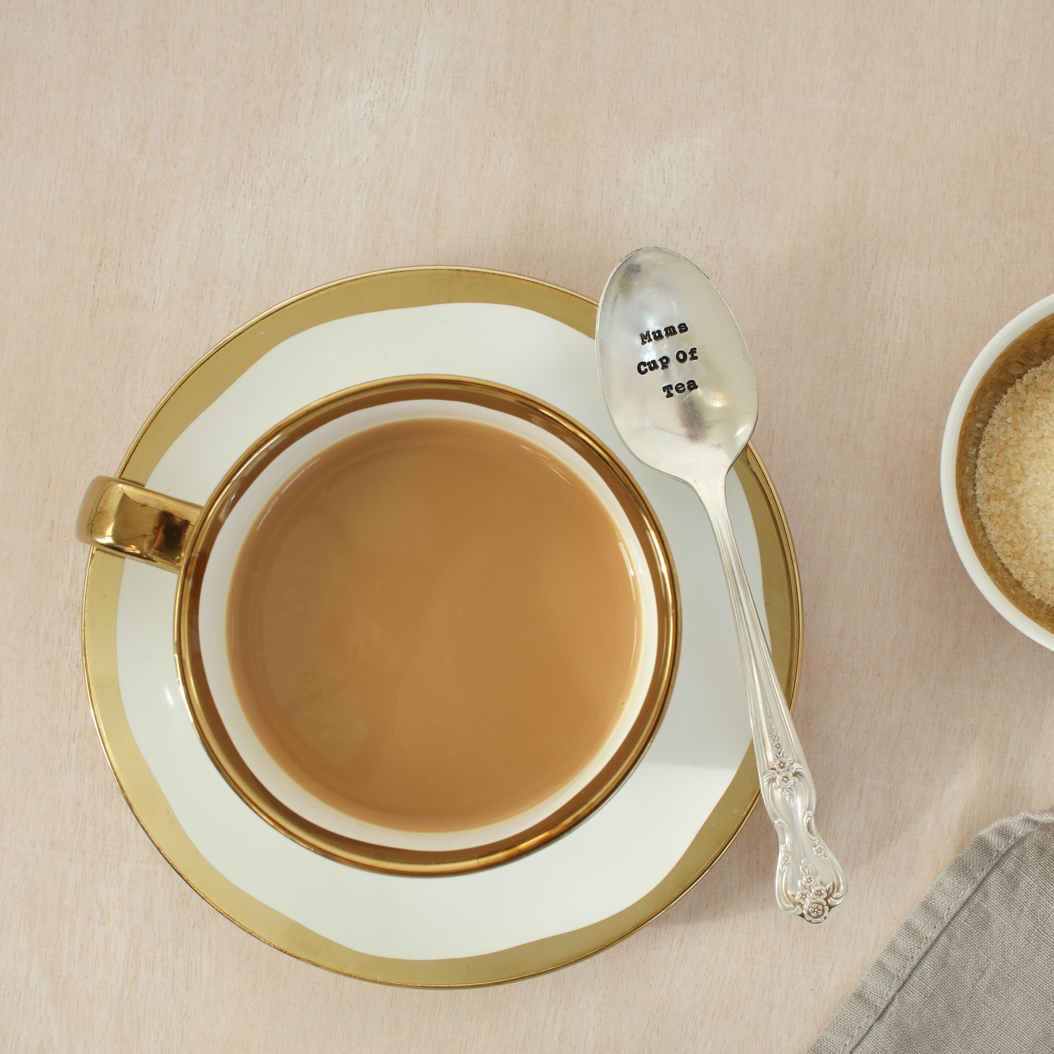 Teaspoon – 'Mums Cup Of Tea'