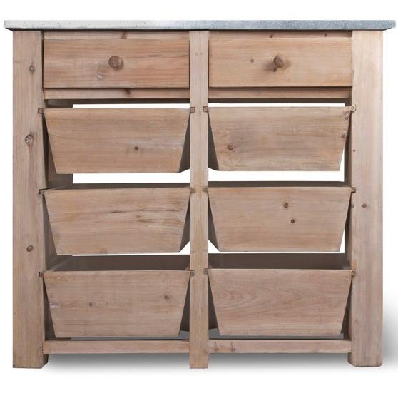 Aldsworth 8 Drawer Storage Unit