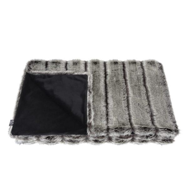 Aspen Faux Fur Comforter