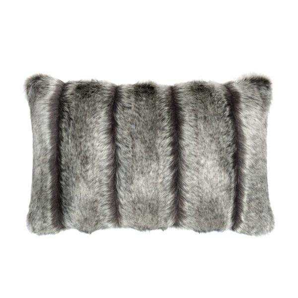 Aspen Faux Fur Rectangular Cushion