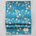 Blue Tit on Blossom Ditsy Print Table Runner