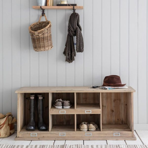 Chedworth Welly Locker in Natural