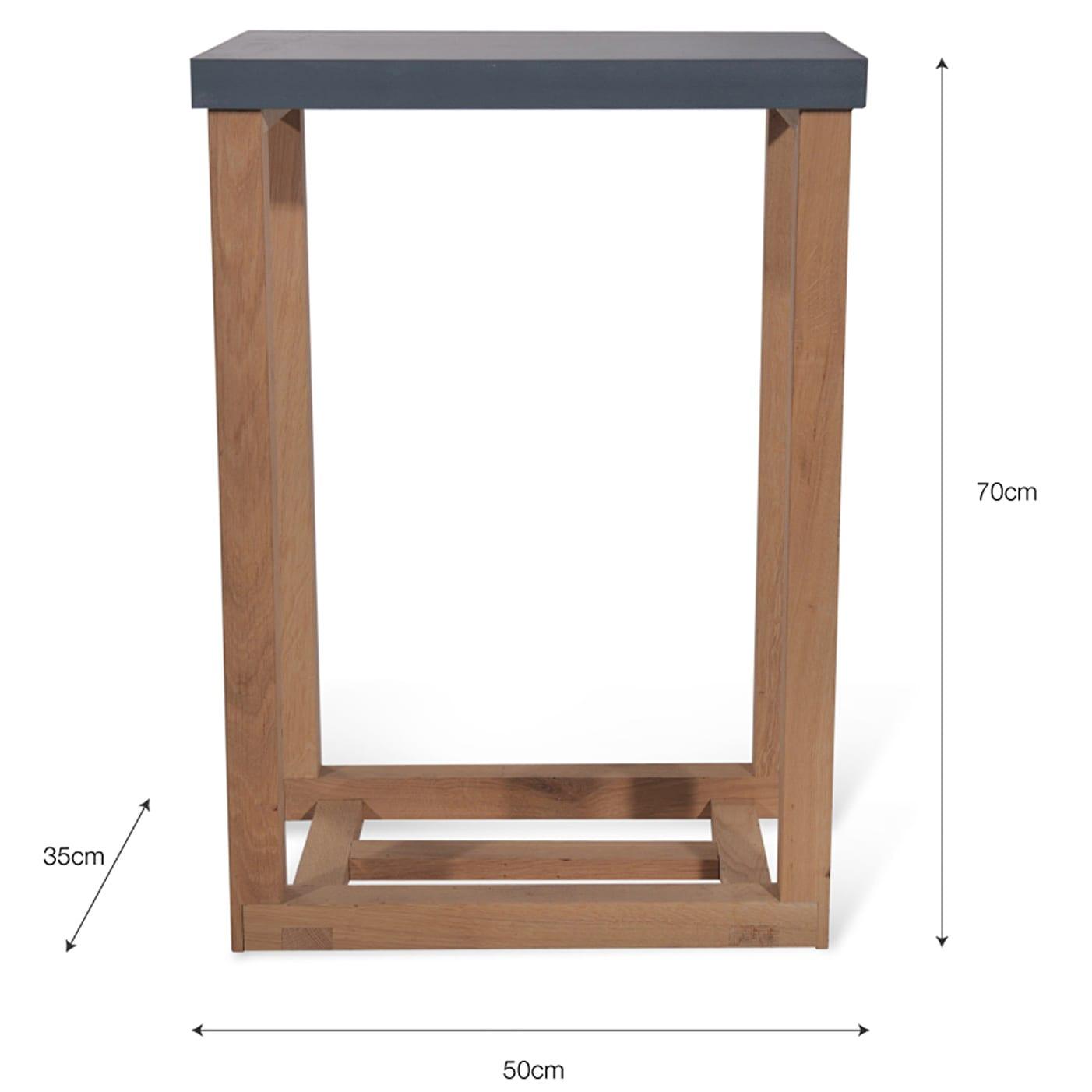 Clockhouse Log Table