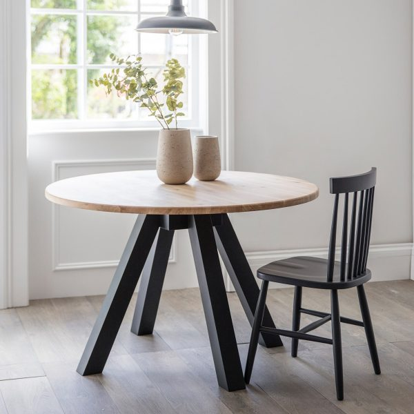 Clockhouse Round Dining Table
