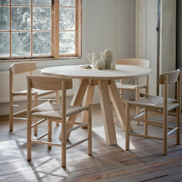 Hambledon Round Dining Table