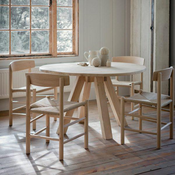 Hambledon Round Dining Table