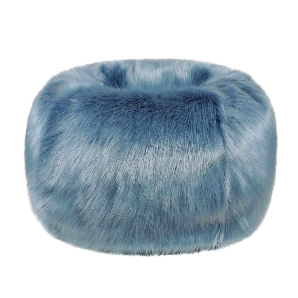 Marine Faux Fur Giant Beanbag