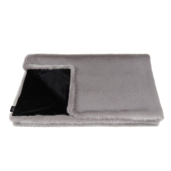 Opal Faux Fur Comforter