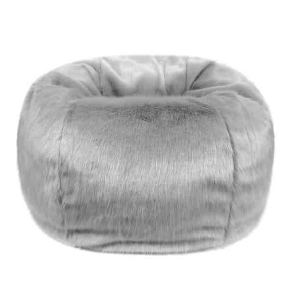Opal Faux Fur Giant Beanbag