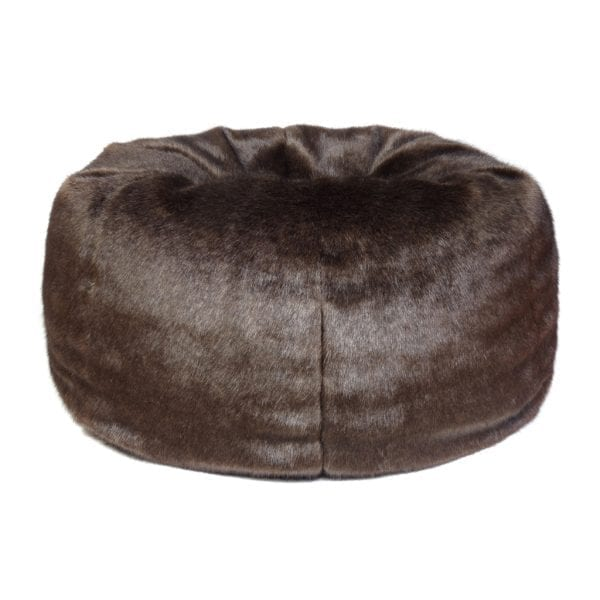 Treacle Faux Fur Giant Beanbag