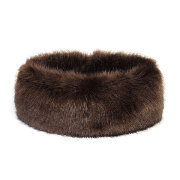 Treacle Faux Fur Huff