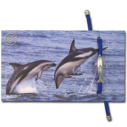 B-O-L-D Dolphin Bracelet
