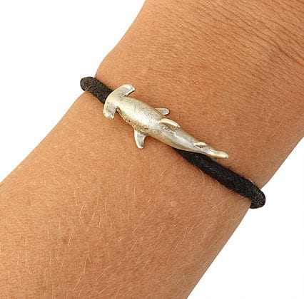 B-O-L-D Hammer Shark Bracelet