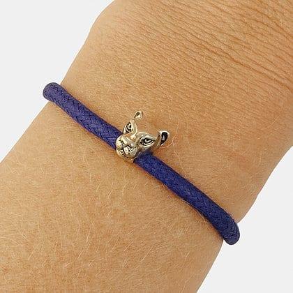 B-O-L-D Lion Bracelet