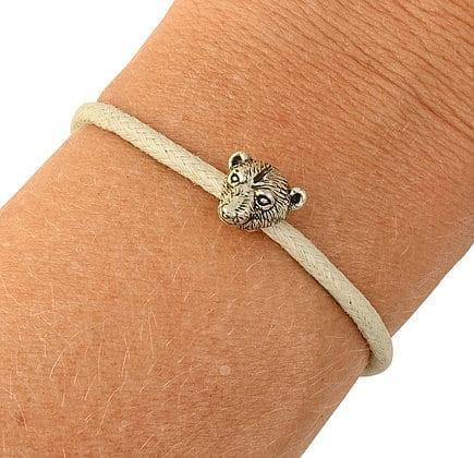 B-O-L-D Polar Bear Bracelet
