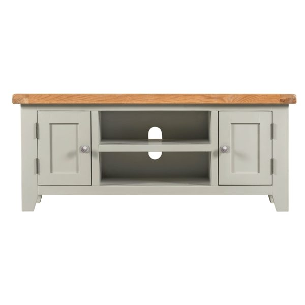Willow Grey Plasma TV Unit