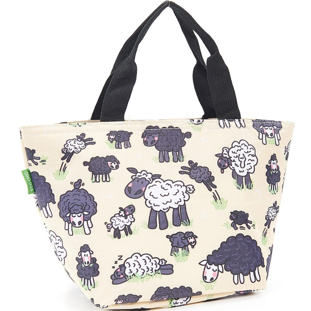 Apricot Sheep Lunch Bag