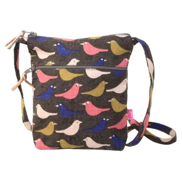 Birdy Cross Body Pouch Purse