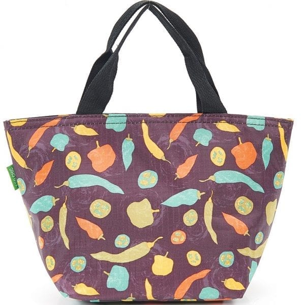 Coffee Peppers Lunch Bag