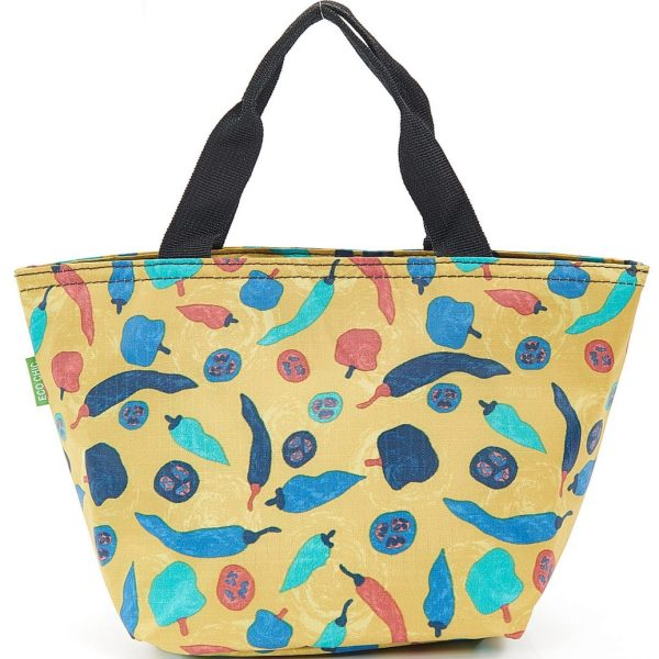 Yellow Peppers Lunch Bag