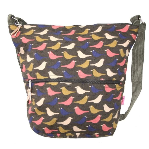Birdy Cross Body Slouch Bag