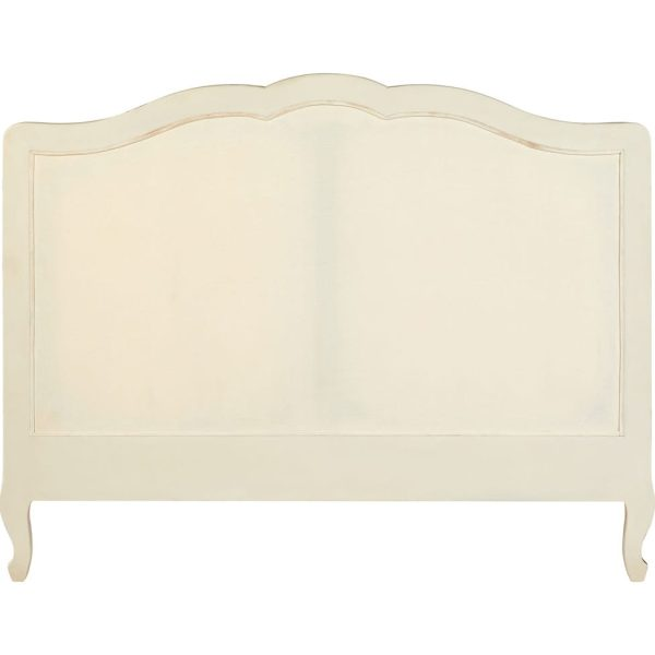 Bourges White Bedstead