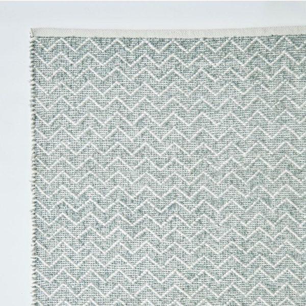 Dove Grey Chenille Rug
