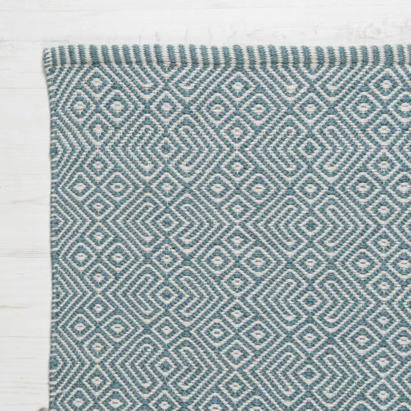 Teal Provence Rug